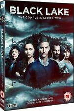 BLACK LAKE 2 (2018/2019): Swedish 'Svartsjon' BBC TV Season Series - NEW Rg2 DVD