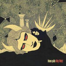 Blues Pills - Holy Moly! (Mustard w/ Black Splatter) [Used Very Good Vinyl LP] C