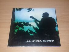 JACK JOHNSON ON AND ON CD 2003.