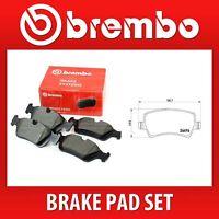 Brembo Rear Brake Pad Set (2 Wheels on 1 Axle) P 24 078 / P24078