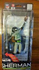 McFarlane NFL 36 Richard Sherman - Seahawks grey jersey CL variant #/3,000