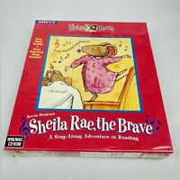 Sheila Rae the Brave CD-ROM | Living Books | Windows 3.1, 95 | Mac | 1996 - NEW