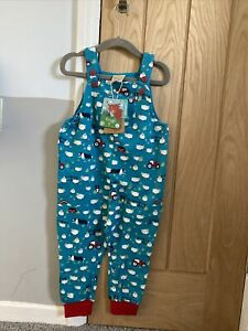 Frugi Brand New With Tags Dungarees Size 18-24 Months