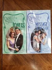 Danielle Steel's Jewels & Message From Nam VHS Lot Of 2 (1997)