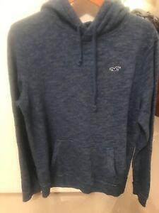 Hollister men's hoodie medium