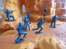 Vintage MPC Multiple Toys ACW Union Infantry & Cavalry in amazing condiiton.