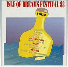 Fleetwood Mac / Heart / Kinks /- Isle Of Dreams Fest -'88-Orig.Factory Pressing