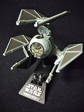 Rare STAR WARS ACTION FLEET TIE DEFENDER with display stand