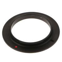 52mm Filter Thread Macro Lens Reverse Ring Cameras Mount Adapter for Nikon