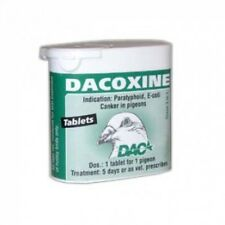 Pigeon Product - Dacoxine 4 in 1 tablets by DAC - Racing Pigeons