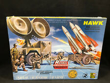 Renwal Hawk Mobile Guided Missile System 1:32 Scale Plastic Model Kit 85-7813