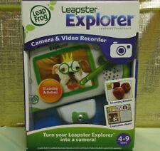 LeapFrog Leapster Explorer Learning Camera & Video Recorder Creativity NEW