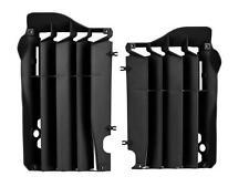 Honda radiador Lumbreras guardias CRF 250 R 2014 - 2015 Negro Motocross Polisport