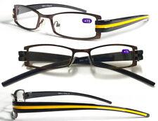 Unisex Sports Style Design Selection Reading Glasses/Stylish Comfort Specs Frame