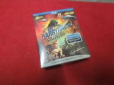 Ray Harryhausen Collection Blu-ray 20 Million Earth vs Sinbad It 4-Disc Box Set