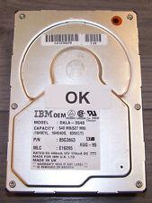 IBM DALA-3540 540MB HD PATA 64KB Cache 4.500 U/Min.