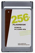 New Gigaram 256MB PCMCIA ATA Flash Card (Sandisk p/n SDP3B-256)
