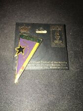 1996 Atlanta Olympic Pin On Original Card - Welcome Pennant