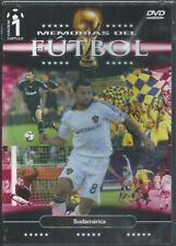 La leyenda del Futbol 1 Capitulo Sudamerica DVD