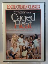 Caged Heat (DVD, 2002, Roger Corman Classics) - FACTORY SEALED