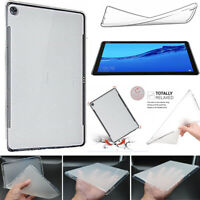 Silicone Gel TPU Back Case Cover For Huawei MediaPad M5 Lite 10.0 T5 10.0 Tablet