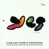 "YES ""TALK""  CD --------8 TRACKS-------- NEU"