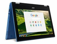 Acer Chromebook R 11 Intel Celeron 1.6GHz 4GB Ram 32GB Flash Chrome OS