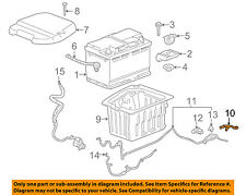 GM OEM Battery-Negative Cable 25936860