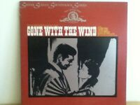 GONE  WITH  THE  WIND                 LP      SILVER  SCREEN  SOUNDTRACK  SERIES