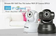 Sricam SP012 720P H.264 Wifi Megapixel ONVIF Caméra IP de Sécurité Slot TF