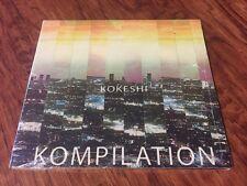 NEW Sealed KOKESHI KOMPILATION dubstep downtempo UK 🇬🇧 Import CD Drum & Bass