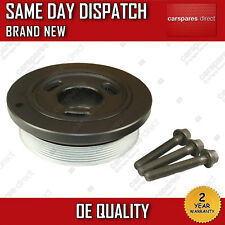 FORD RANGER 3.2 TDCI 4x4 DIESEL CRANKSHAFT PULLEY WITH BOLTS 2011>2016 1469722