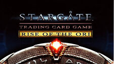STARGATE TCG CCG RISE THE ORI MISSION CARD Aid Resistance, Hak'tyl #111