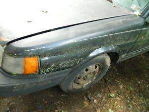 87 88 89 90 Toyota Tercel Fender left drivers side d/s (PICK UP ONLY)