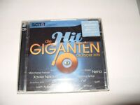 Die Hit - Giganten Deutsche Hits 2 cd New & sealed