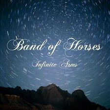 BAND OF HORSES - Infinite Arms [digipak] (CD, 2010, Columbia Records)