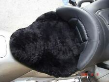 Motorcycle Sheepskin Seat Cover: Tourers Made in USA!