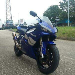Yamaha YZF-R1 2000 Only 4625 Miles