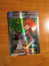 PL FULL ART Pokemon BRIGETTE Card BREAKTHROUGH Set 161/162 XY Ultra Rare Trainer