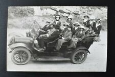 More details for vintage postcard charabanc motor vehicle social history unposted real photo rp