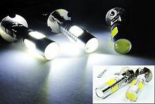 2x High Power Plasma LED H3 For MERCEDES-BENZ Projector Fog Driving Light White