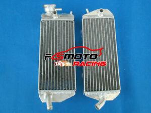 Aluminum Radiator For Gas Gas FSR/EC 450/515 FSE FS EC450 EC515 FSR450 2007-2011