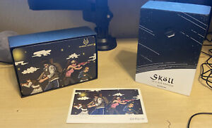 G-Wolves Skoll SK-L ACE Edition Gaming Mouse Collector's Box (white)