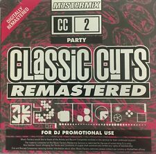 Mastermix Classic Cuts CD - Remastered Party (CC2)