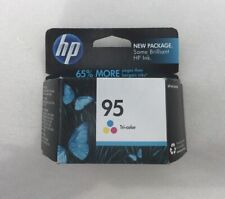 HP 95 Tri-color Inkjet Print Cartridge