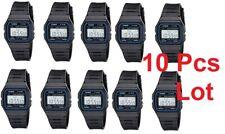 Casio F-91w Unisex Alarm Chronograph Classic Retro Strap Watch Black