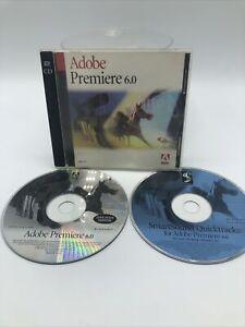 Adobe Premiere Premiere 6.0 Educational Version Windows + Serial Numbers