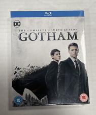 Gotham: The Complete Fourth Season (2018) [15] 4 Disc Blu-ray Box Set