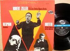 WESTMINSTER STEREO Respighi ROSSINIANA Britten SOIREES MATINEES Zeller WST-17073
