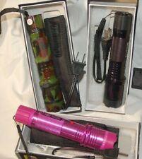 Flashlight Personal Security Stun Guns for sale   eBay